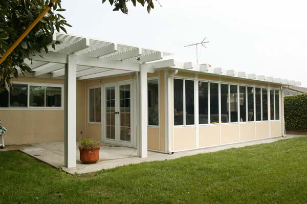 Patios 2 go sunrooms for How to build a sunroom addition